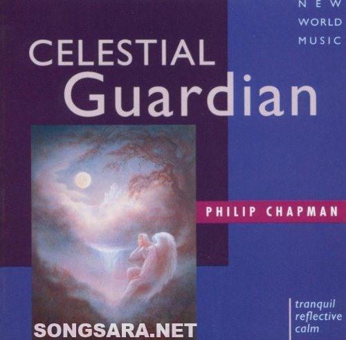 Philip Chapman - Celestial Guardian (1990) FRONT