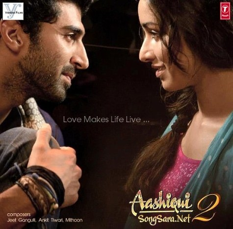 Mithoon, Ankit Tiwari & Jeet Gangulli - Aashiqui 2 (Original Motion Picture Soundtrack) 2013