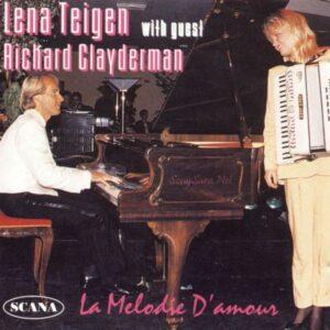 Lena Teigen & Richard Clayderman - La mélodie d'amour 2015