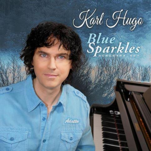 Karl Hugo - Blue Sparkles 2015
