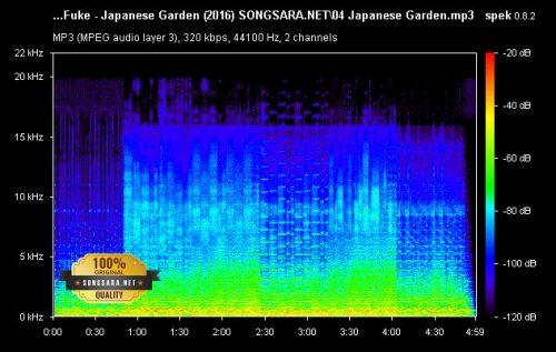 Kenio Fuke - Japanese Garden 2016 T