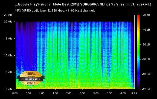 Fairouz - Flute Beat 2015 T
