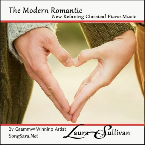 Laura Sullivan - The Modern Romantic New Relaxing Classical Piano Music 2016