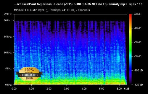 Paul Avgerinos - Grace 2015 T