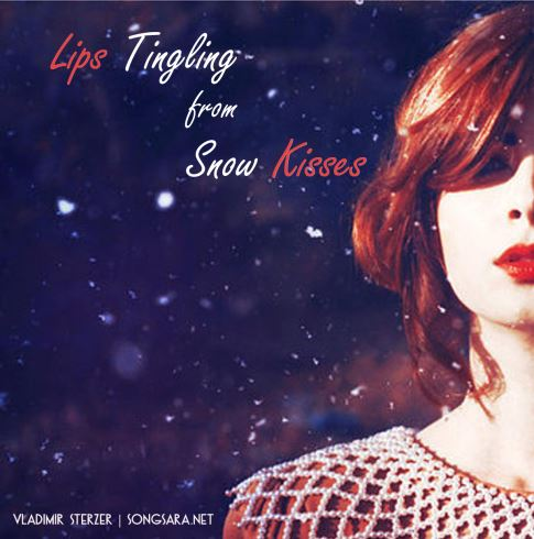 Vladimir Sterzer - Lips Tingling from Snow Kisses 2016