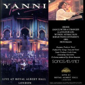Yanni - Live at Royal Albert Hall (1995)