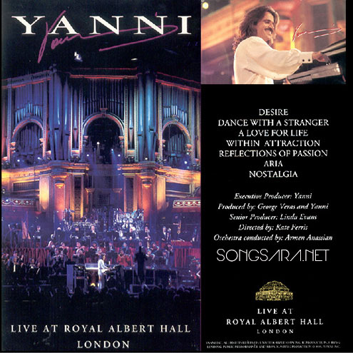 Yanni - Live at Royal Albert Hall (1995)