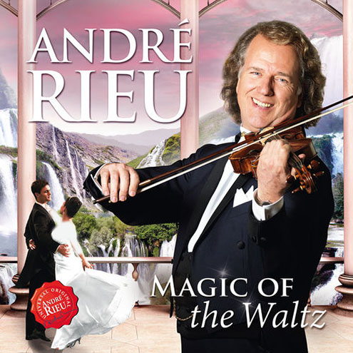 André Rieu - Magic Of The Waltz (2016)