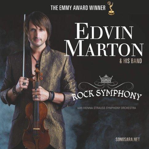 Edvin Marton & Vienna Strauss Symphony Orchestra - Rock Symphony 2016