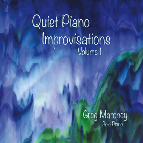 Greg Maroney - Quiet Piano Improvisations, Vol.1 (2016) SONGSARA.NET