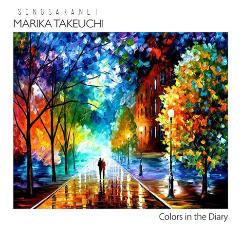 Marika Takeuchi - Colors in the Diary (2016)