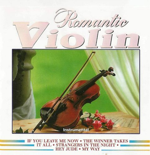 VA - Romantic Violin (2002)