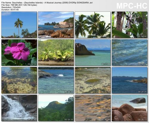 Seychelles - (Seychelles Islands) - A Musical Journey (2008) DVDRip SONGSARA