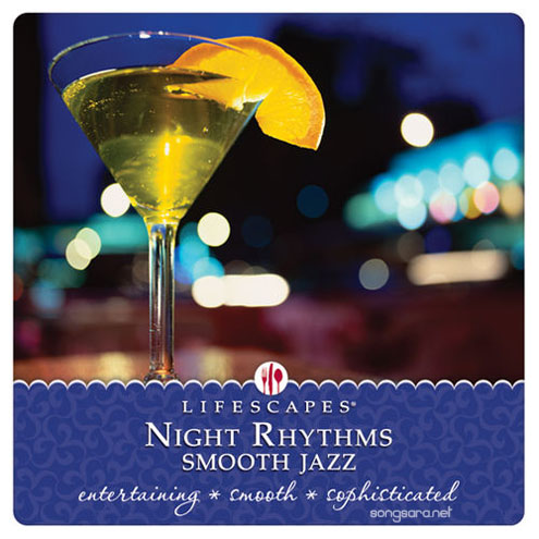 Steve Wingfield -Night Rhythms (2014)