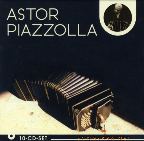 Astor Piazzolla - Wallet Box