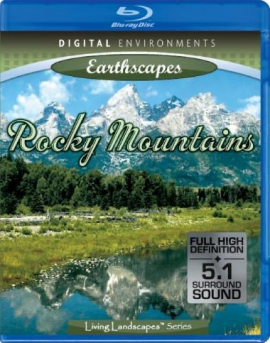 Living Landscapes Earthscapes - Rocky Mountains (2007) 720P