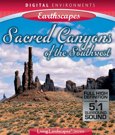 Living Landscapes Earthscapes - Sacred Canyons of the Southwest (2009)