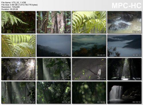 Nature's Escape - Quiet Moments (2009) DVDRip