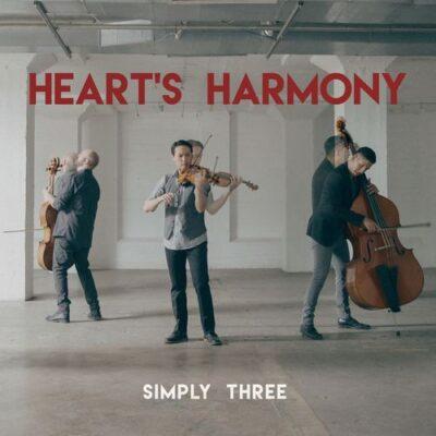 Simply Three - Heart's Harmony (2017)
