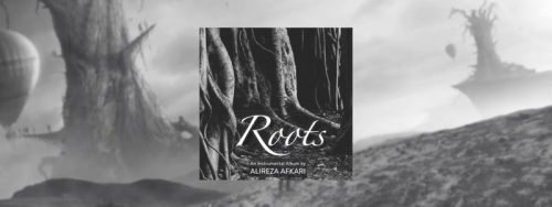 Alireza Afkari - Roots Cover Wide