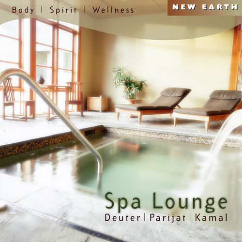 Deuter, Parijat, Kamal - Spa Lounge (2017)