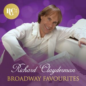 Richard Clayderman - Broadway Favourites (2017)