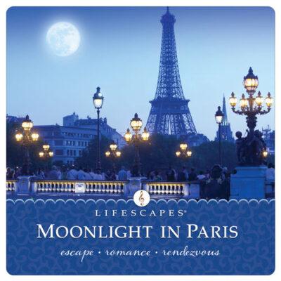 Wayne Jones - Moonlight in Paris (2014)