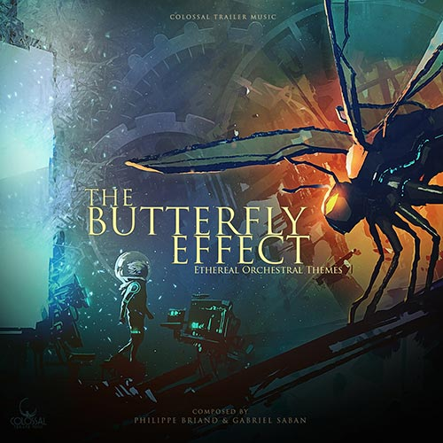 Colossal Trailer Music - The Butterfly Effect (2017)