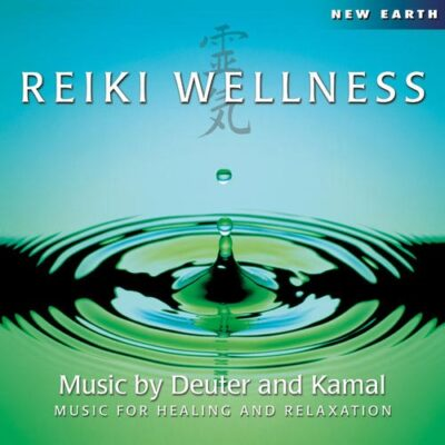 Deuter, Kamal - Reiki Wellness (2017)