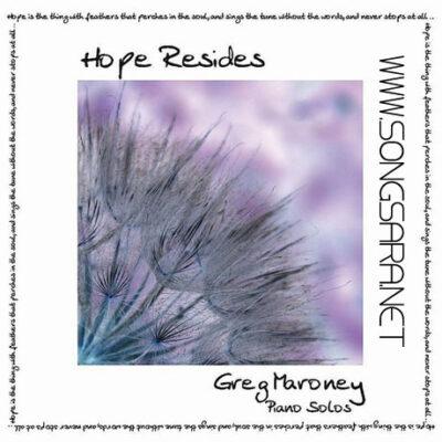 Greg Maroney - Hope Resides (2013)