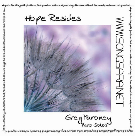 Greg Maroney - Hope Resides (2013)