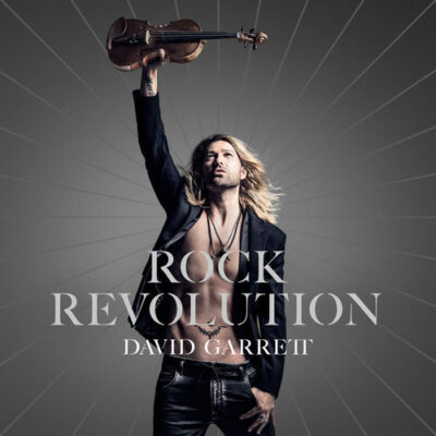 David Garrett - Rock Revolution (Deluxe)