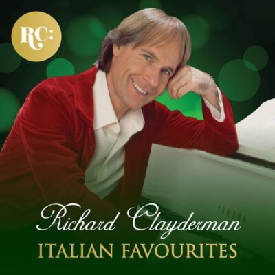 Richard Clayderman - Italian Favourites (2017)