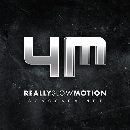 Really Slow Motion - Discography