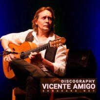 Vicente Amigo - Discography