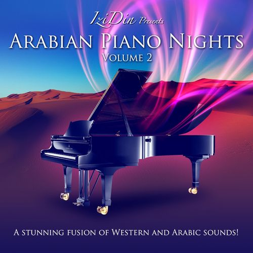 Ihab Ezzeldin - Arabian Piano Nights 2