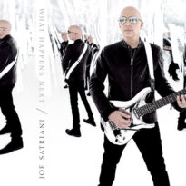 Joe Satriani - What Happens Next (2018)