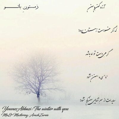 Younes Abbasi - The Winter With You (2018)