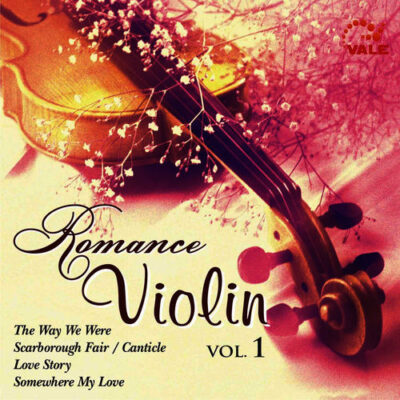 Kelvin Williams - Romance Violin, Vol. 1 (2009)
