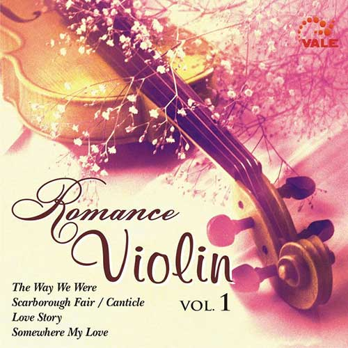 Kelvin Williams - Romance Violin, Vol. 1