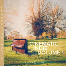 Brand X Music - Cinematic Indie Volume 1 (2018)