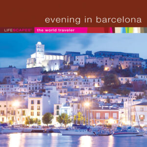 Wayne Jones - Evening in Barcelona (2014)