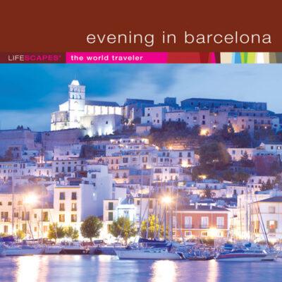 Wayne Jones - Evening in Barcelona (2014)