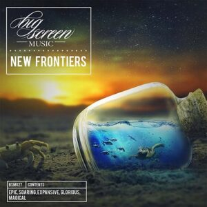 Big Screen Music - New Frontiers