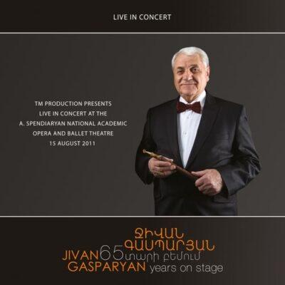 Djivan Gasparyan - 65 Years on Stage (2017