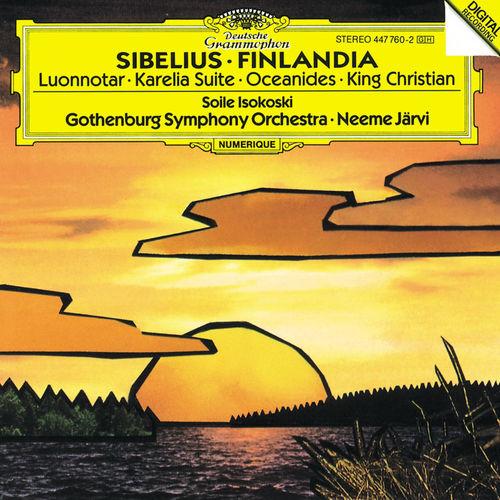 Gothenburg Symphony Orchestra, Neeme Järvi
