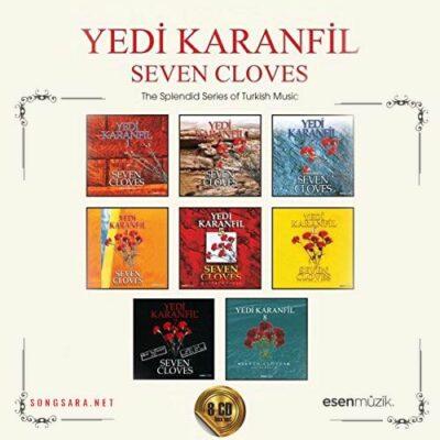 Yedi Karanfil - Seven Cloves (8CD Box Set)