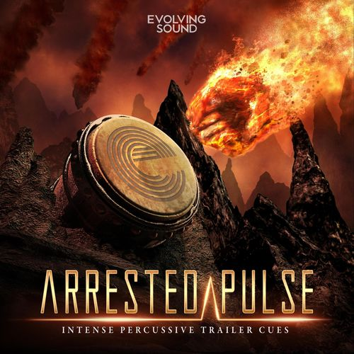 Evolving Sound - Arrested Pulse (2018)