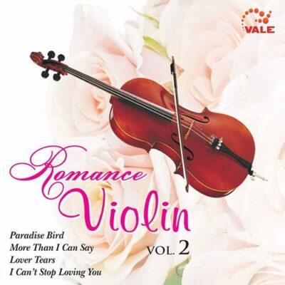 Kelvin Williams - Romance Violin Instrumental, Vol. 2