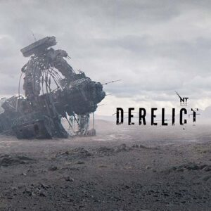Ninja Tracks - Derelict (2018)